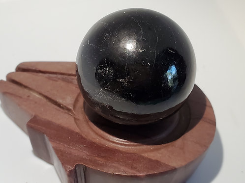 Tourmaline Sphere