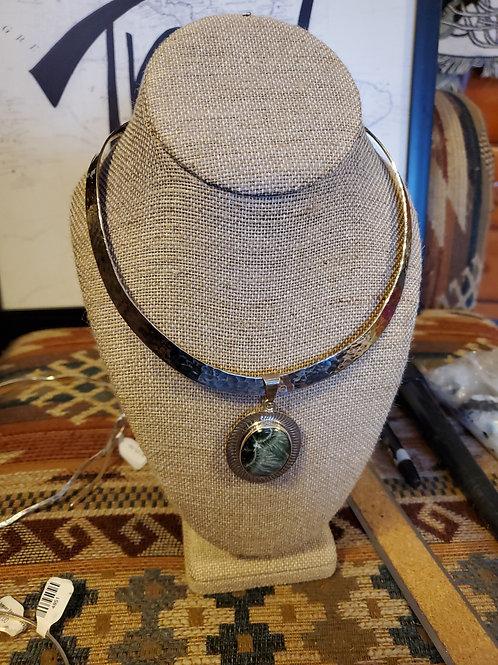 """18"""" wide necklace slider"""