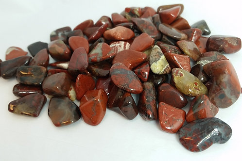 Brecciated Jasper (Red Jasper)