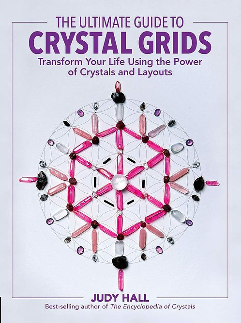 Book - Crystal Grids