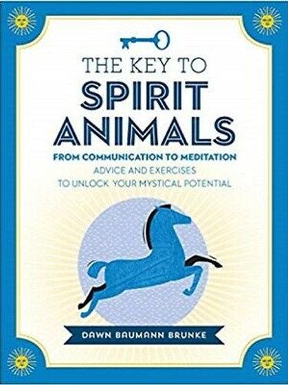 Book - Key to Spirit Animals