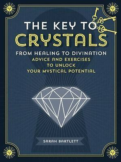 Book - Key to Crystals