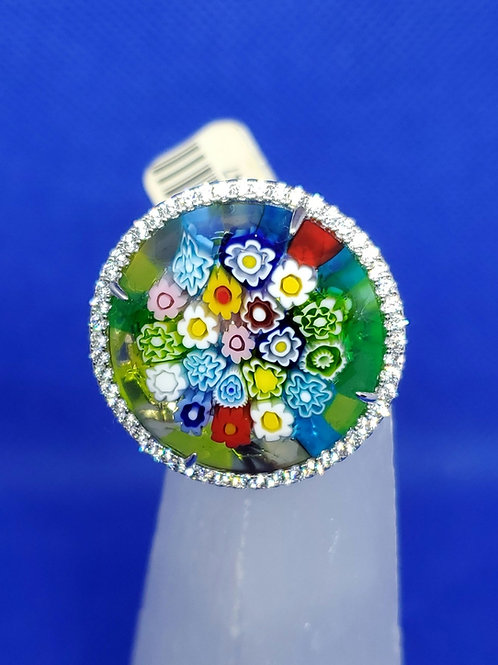 Handmade Murano Ring