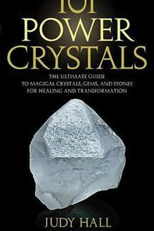 Book - 101 Power Crystals