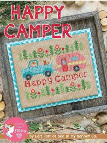 Happy Camper by Lori Holt-Its Sew Emma
