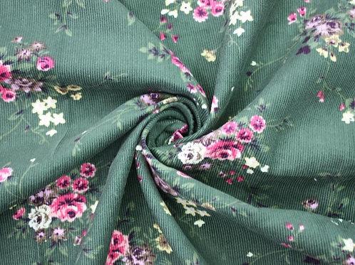 Vintage Floral Cord