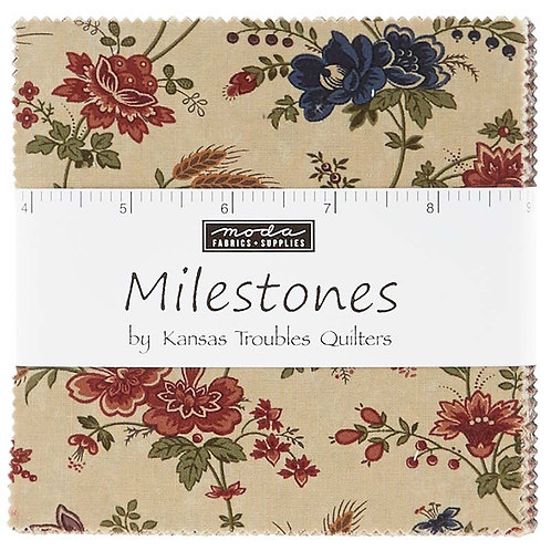 Milestones Charm Pack