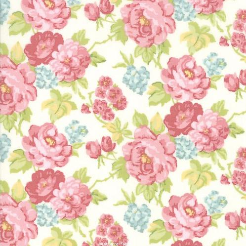 Bramble cottage Floral-Brenda Riddle by Moda