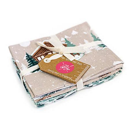 Craft Cotton Co. Traditional Christmas Fat Quarter Bundle