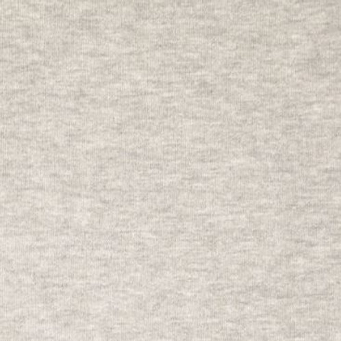 Sweatshirting -silver
