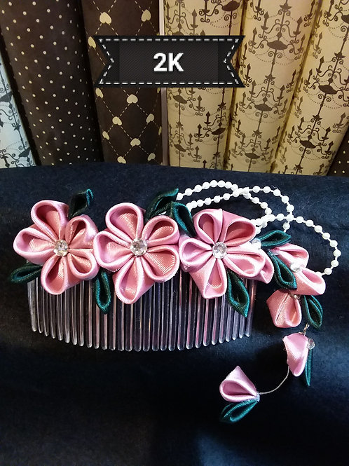 Kanzashi Hair Slide