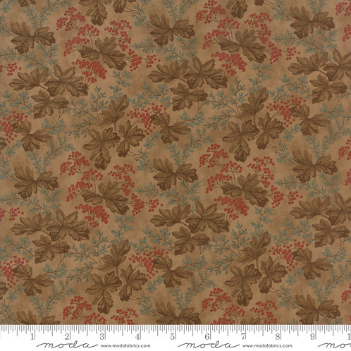Collect Heritage 10th Anniversary Brown floral