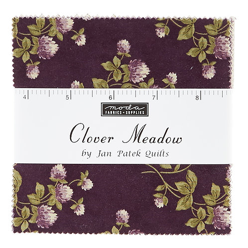 Clover Meadow Charm pack