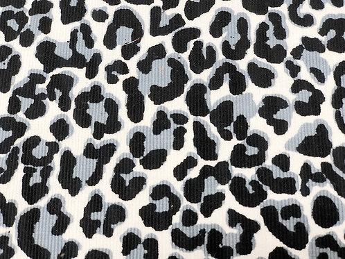 Animal print cord