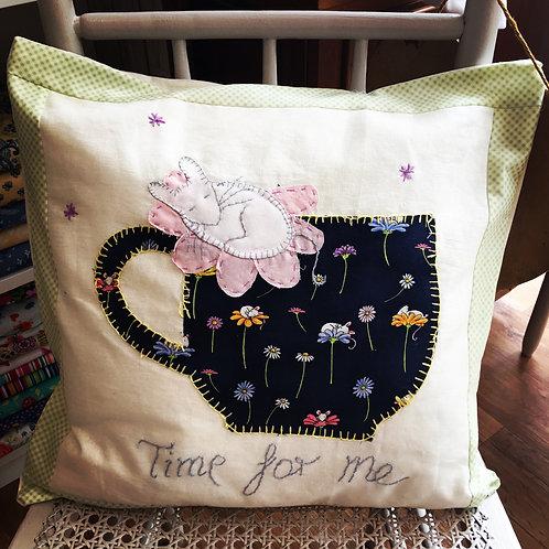 Tea cup mouse cushion kit