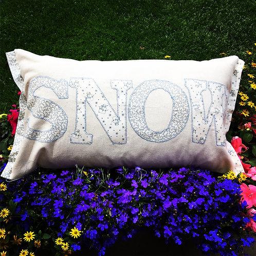 Applique Snow cushion kit