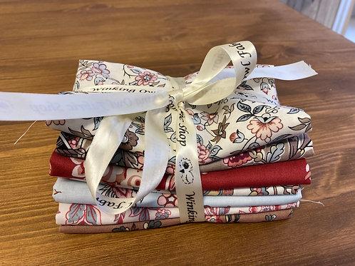 Jane Austen collection - Fat quarter bundle