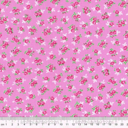 Guest room -Pink floral