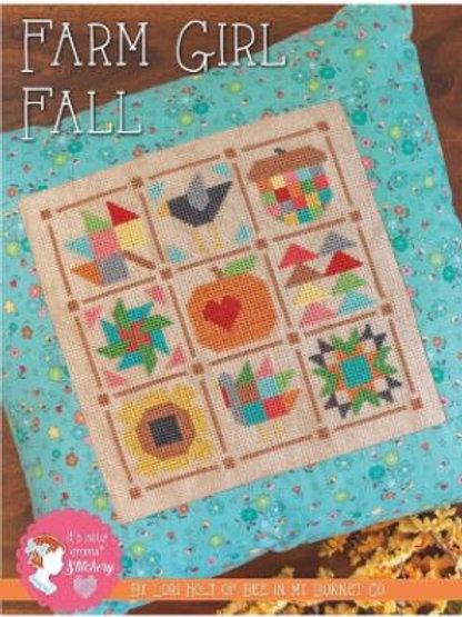 Farm Girl Fall by Lori Holt-Its Sew Emma