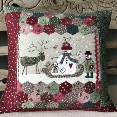 Christmas cushion kit - Designed by Lynette Anderson