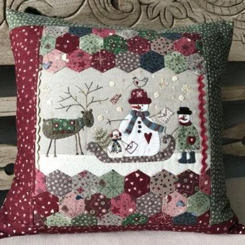Frosty The Postman Pattern-Lynette Anderson
