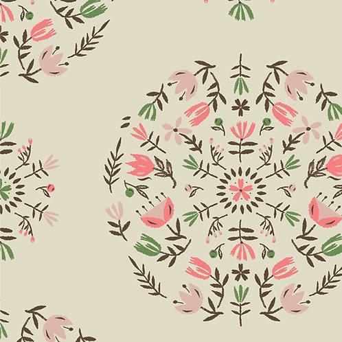 Meadow Mandala- Art Gallery Fabrics
