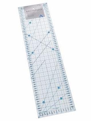 Milward 16cmx60cm ruler