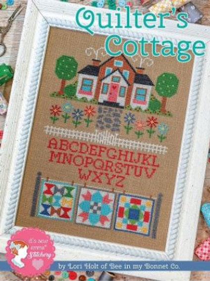 Quilters Cottage by Lori Holt -Its sew Emma