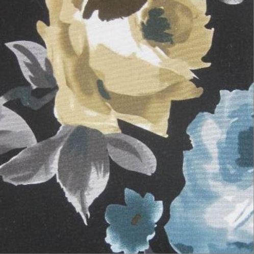 Rose Jersey black