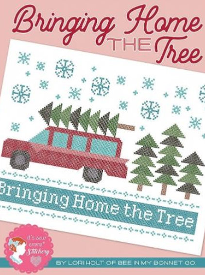 Bring Home the tree by Lori Holt-Its Sew Emma