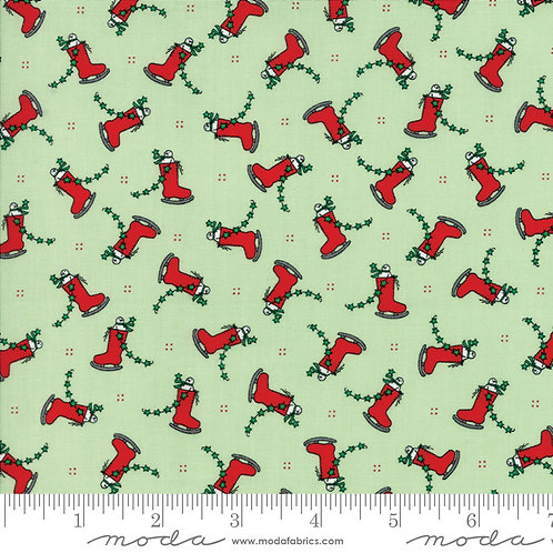 merry merry snowdays- stockings