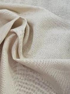 Plain linen mix/canvas