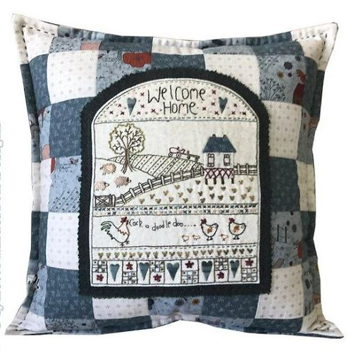 Welcome home pattern-Lynnette Anderson