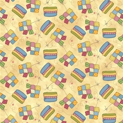 Henry Glass- Lets Stitch