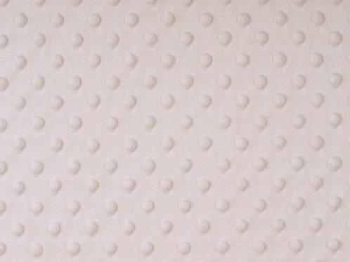 Cuddle fabric Ivory
