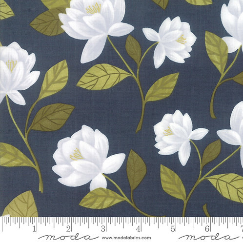 goldenrod-white floral