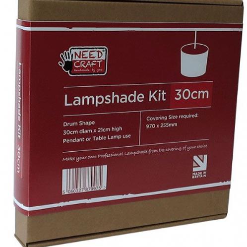 30cm Lampshade making kit