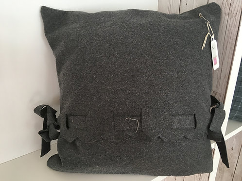 Wool mix Cushion