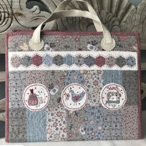 Storage Caddy pattern-Lynette Anderson