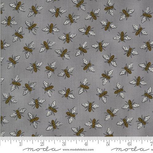 Deb Strain-Bee Grateful-Pebble grey