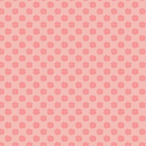 Liberty Floral Dots -Pink