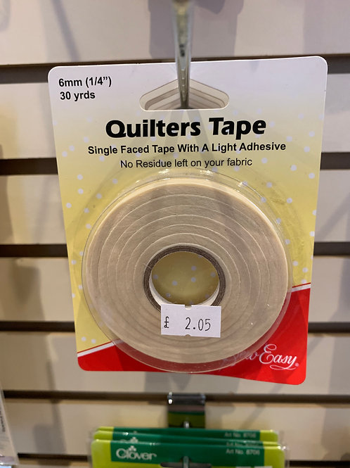 Quilters Tape 6mm