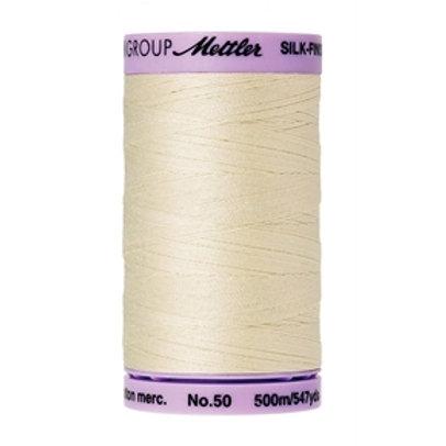 Silk-Finish Cotton 50 500m 3612 cream
