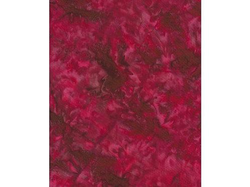 Batik Basics Autumn Red