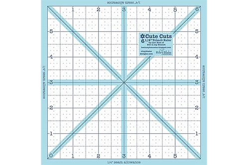 Lori Holt for Riley Blake 6.5 inch Square Ruler
