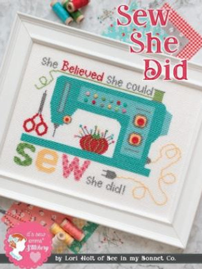 Sew She Did by Lori Holt-Its Sew Emma