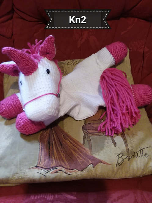 Kitted Unicorn PJ case