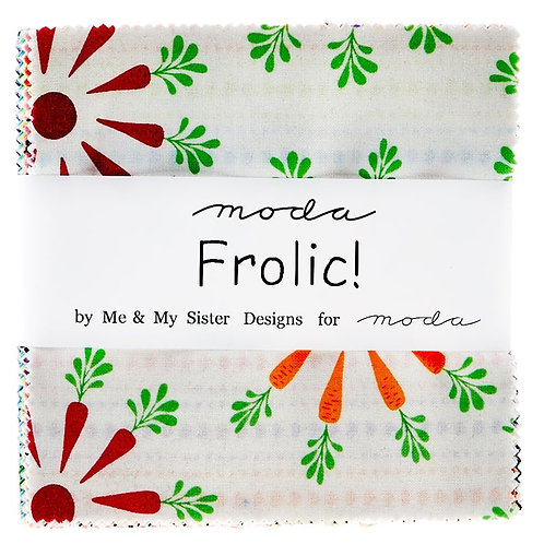 Frolic charm pack