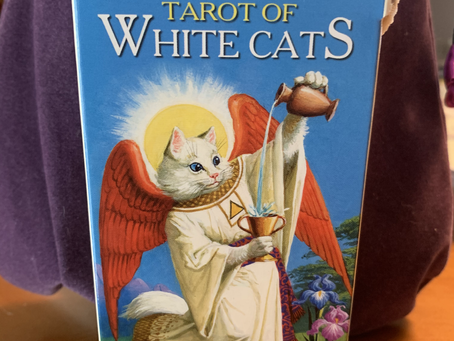 How I Use Tarot as a Part of My Yoga Practice