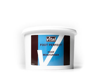 Supplement for horses hooves foot perfec